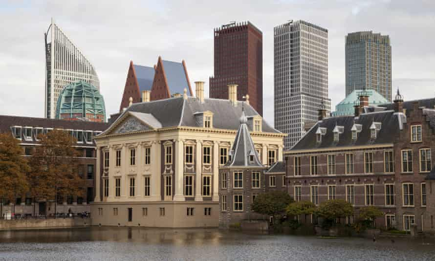 The Mauritshuis museum in The Hague