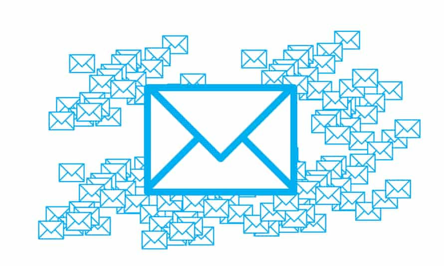 Is email bankruptcy the answer?