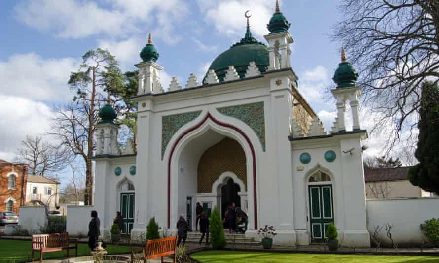 The Shah Jehan mosque in Woking.