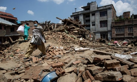 Nepal: first came the earthquake, then came the debt