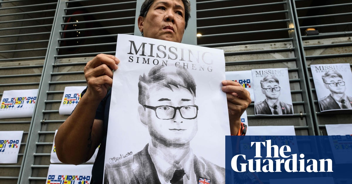UK consulate worker detained in China is freed in Hong Kong