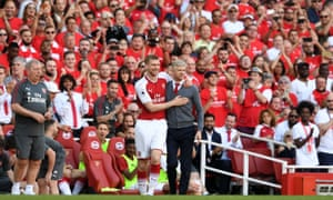 Per Mertesacker became a fan favourite at Arsenal.