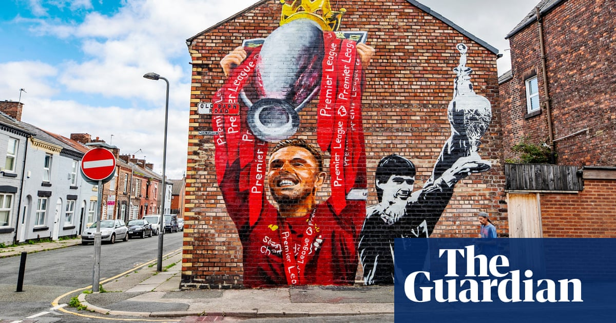 Art house: a celebration of football murals – in pictures