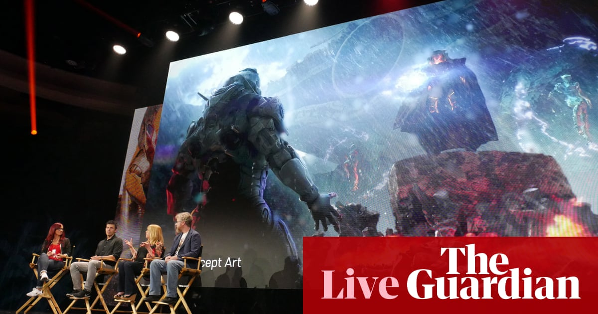 As it happened: Day one of E3 2018 gave us new Halo, Gears of War, Fallout, and Elder Scrolls V