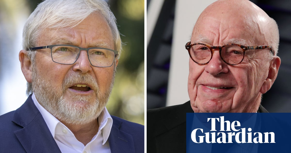 Culture of fear: why Kevin Rudd is determined to see an end to Murdochs media dominance