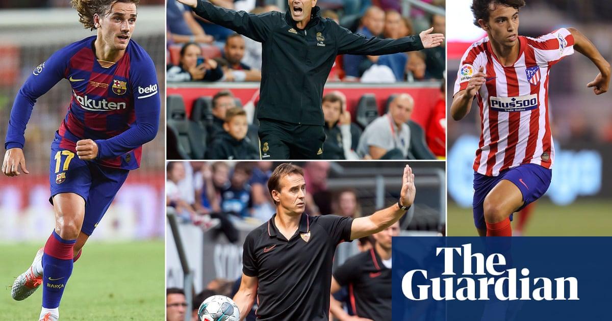 La Ligas big clubs have different outlooks after summer of spending