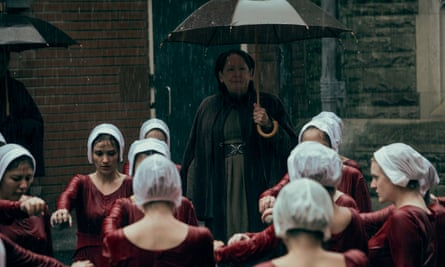 Season two of The Handmaid's Tale.