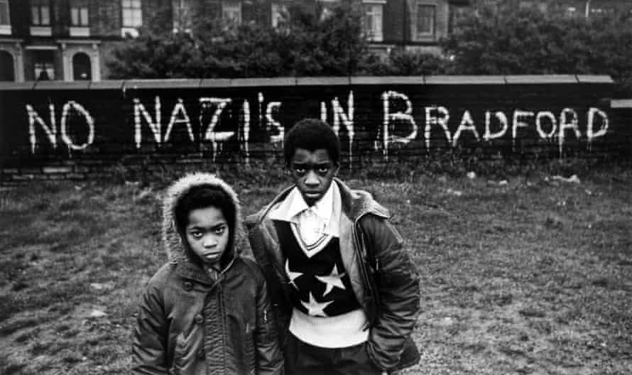 Local Boys in Bradford, 1972.