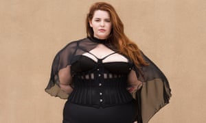 Tess Holliday size 26 supermodel Weekend magazine Sat 6th June 2015. Styling by Priscilla Kwateng