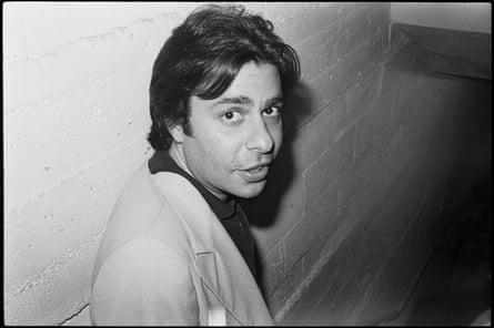 Bob Colacello – Self Portrait, 1976.