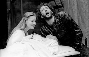 Natascha McElhone in Richard III