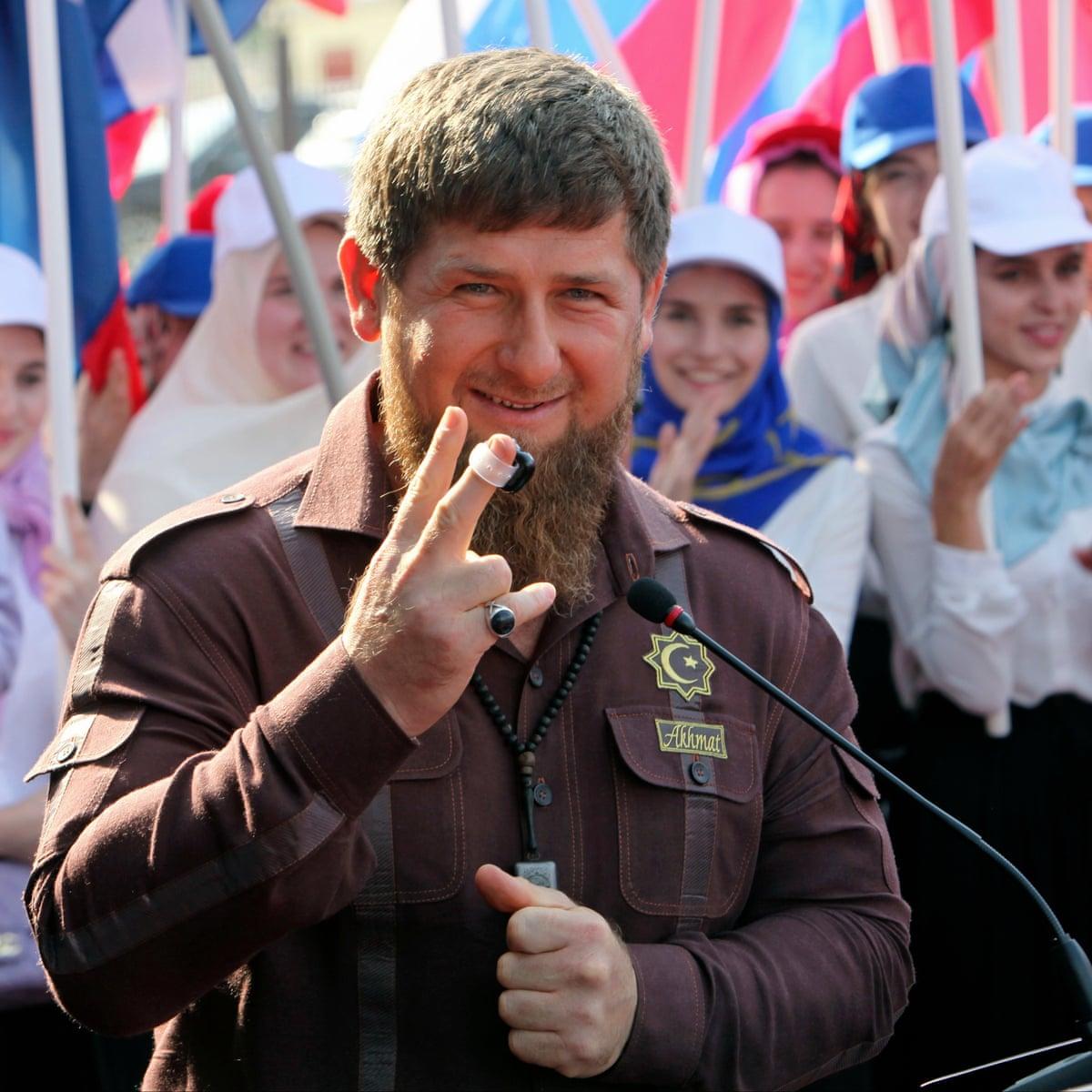 Girl chechnya muslim Russian Muslims
