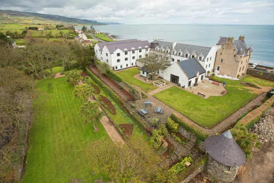 Ballygally Castle Hotel County Antrim