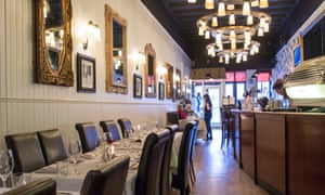 Photograph of Guy's restaurant