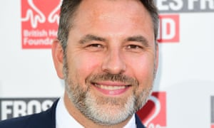 David Walliams will host ITV's first week of The Nightly Show