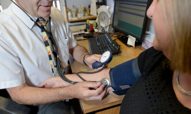 GPs Get £20m Scheme to Help Them Cope with Stress