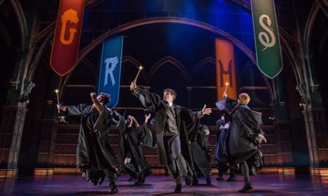 The Cursed Child in Australia: it's Harry Potter for people