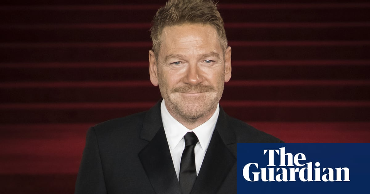 Kenneth Branagh play cancelled after 'Covid-enforced absences'
