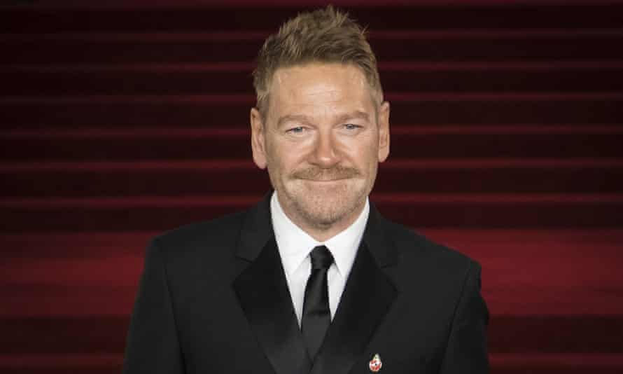 'The production is no longer viable' ... Kenneth Branagh in 2017.