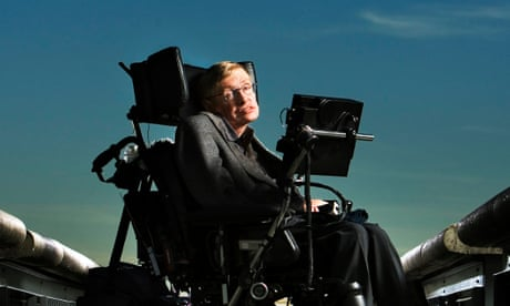 Stephen Hawking: a scientist who never forgot the value of the NHS