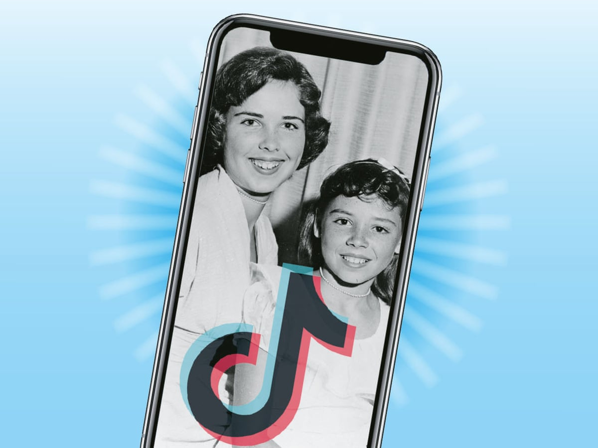Why Are Teenagers On Tiktok Obsessed With An Eerie 1950s Song Culture The Guardian