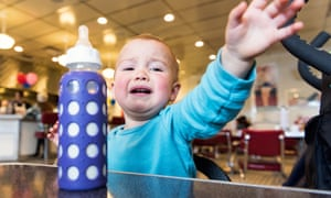 Unruly infants: have children really 'poisoned the restaurant experience'?