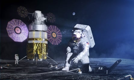 Sustainable lunar exploration is not expected to begin until 2028