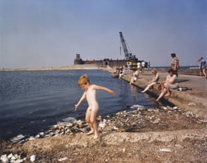 The Last Resort series, 1983–6, by Martin ParrThe exhibition draws parallels between Parr's seminal 1980s Last Resort series which documented the rundown New Brighton resort on the Wirral Peninsula …