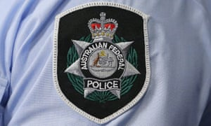 Australian Federal Police badge