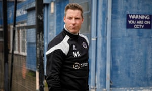 Neil Harris's team continue their push for promotion to the Premier League at home to Fulham on Friday. 'I keep saying there is no pressure on us but of course there is,' he says.