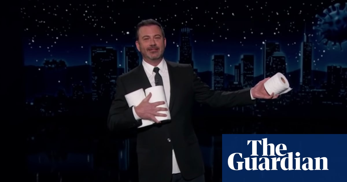 Jimmy Kimmel on the coronaversary: 'Hard to believe we've been in for a whole year'