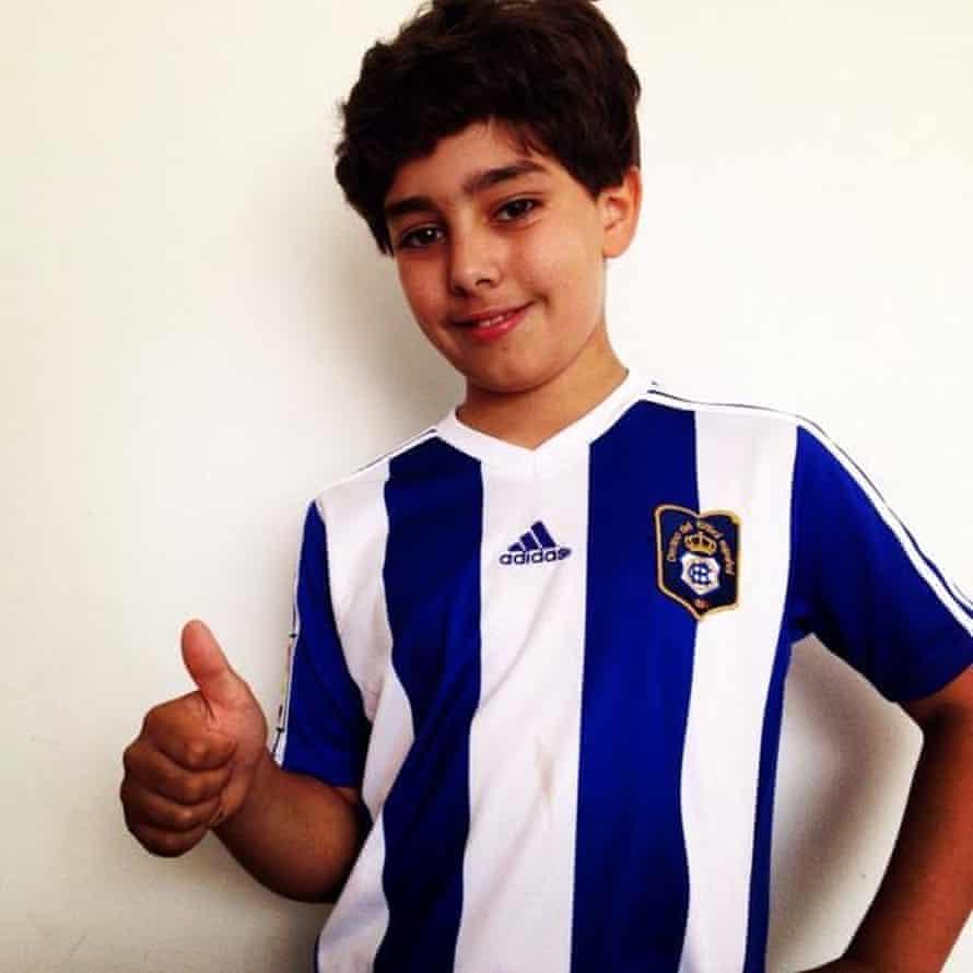 Narciso' son Fernando
