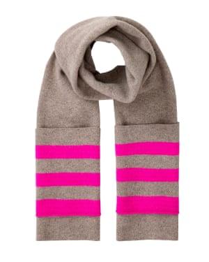 "£59, <a href=""http://www.jigsaw-online.com/product/scarf-with-pockets/J29142_CR005"">jigsaw-online.com</a>"