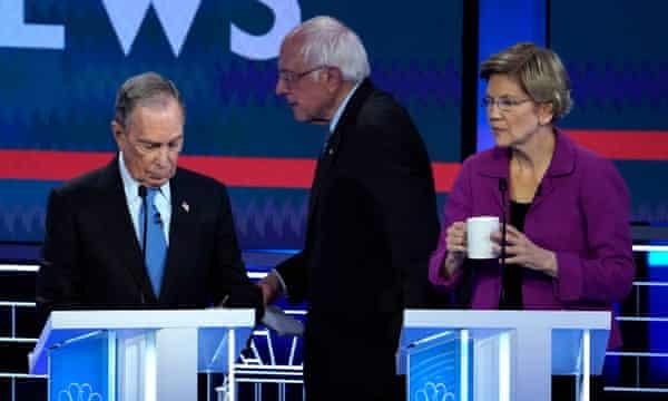 Bernie Sanders Is Cruising Towards The Democratic Nomination But