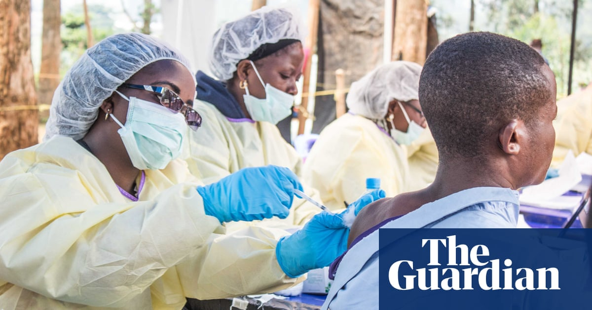 Ebola now curable after trials of drugs in DRC, say scientists