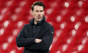 The Manchester City manager, Gareth Taylor, has not spoken publicly about four of his players testing positive for Covid following a trip to Dubai.