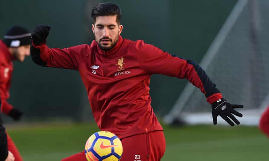 Emre Can has been offered a five-year contract by Juventus