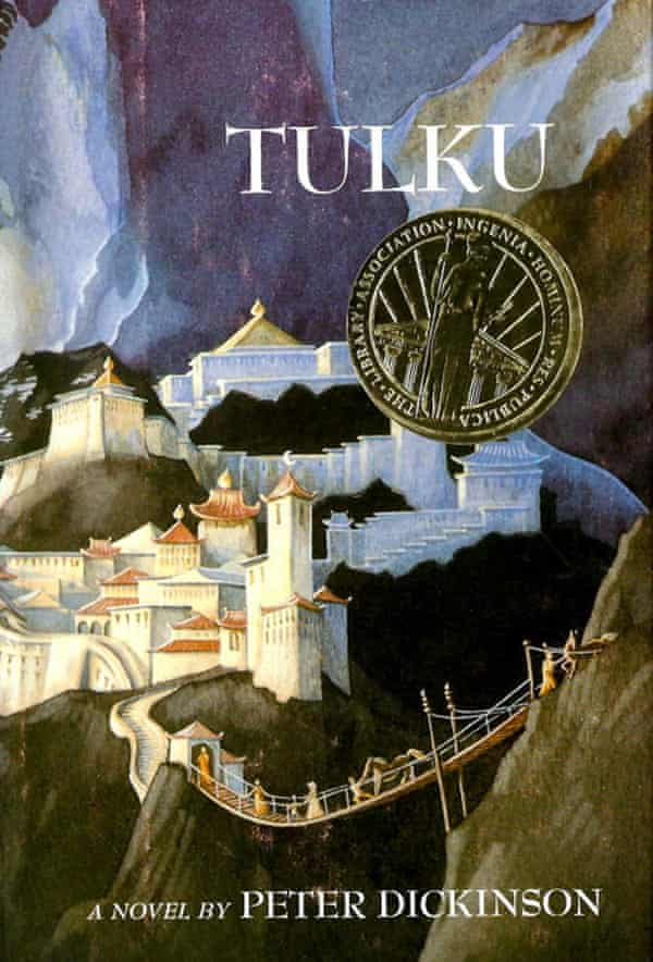 Tulku, 1979, Peter Dickinson's children's historical novel set in China and Tibet at the time of the Boxer Rebellion.