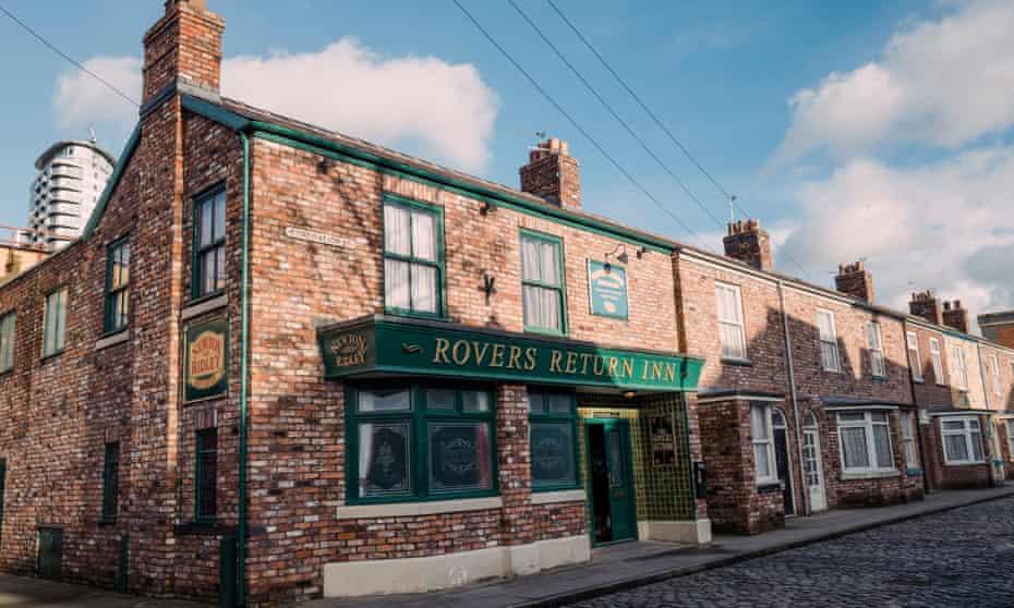 The Rovers Return pub
