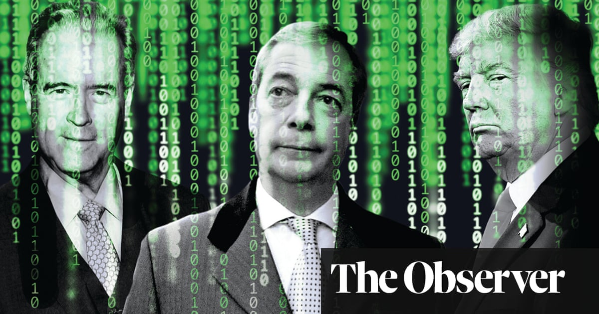 The great British Brexit robbery: how our democracy was