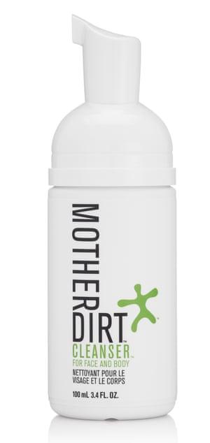 Plump it up: Mother Dirt's probiotic cleanser