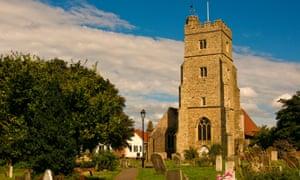 St. Margaret's Church, Rainham, Kent