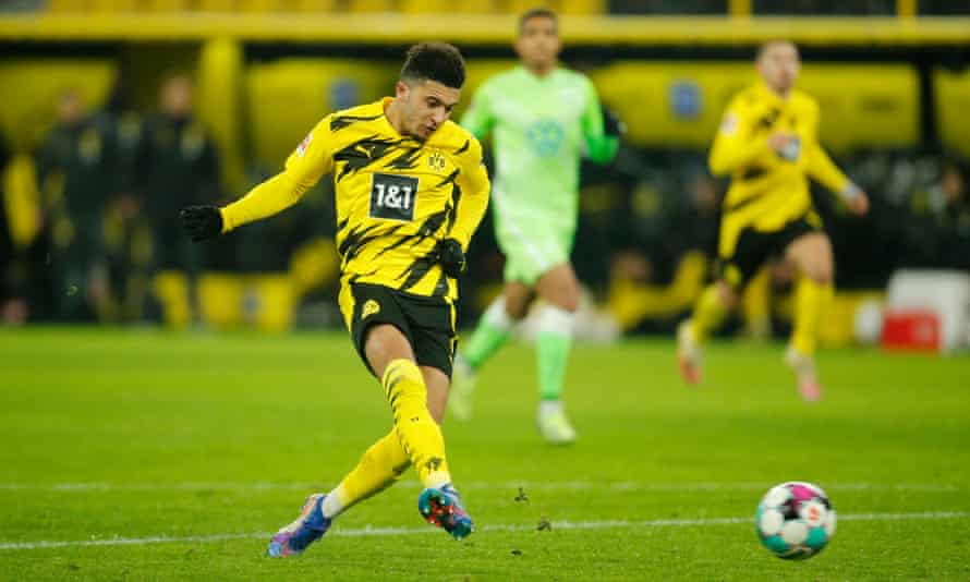 The Premier League's revenue fell by 13%, but Manchester United still found £73m to spend on Jadon Sancho from Borussia Dortmund.