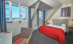 Hotel Chez Janie, Roscoff, France