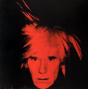 Self Portrait, 1986.