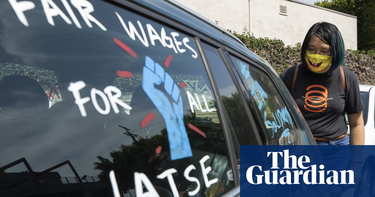 Wave of US labor unrest could see tens of thousands on strike within weeks