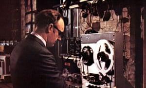Superb surveillance ... Gene Hackman in The Conversation.