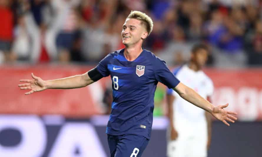 Djordje Mihailovic scored the first goal of the night against Panama