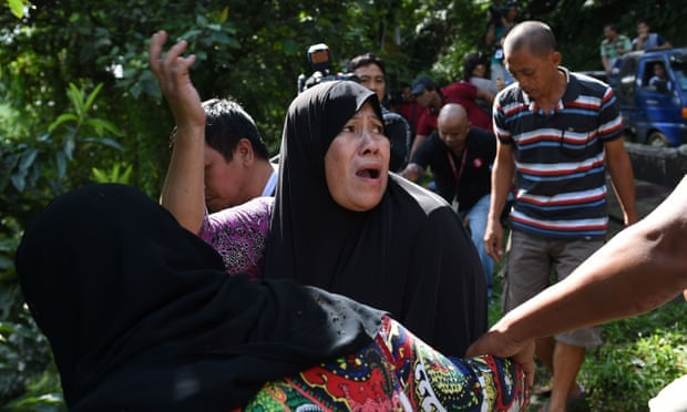 Marawi: Isis rampage in Philippines continues with 19 civilians killed 2829