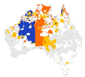 Aboriginal titles in Australia including freehold, leasehold, special statutory titles under Land Rights and Native Title legislation.